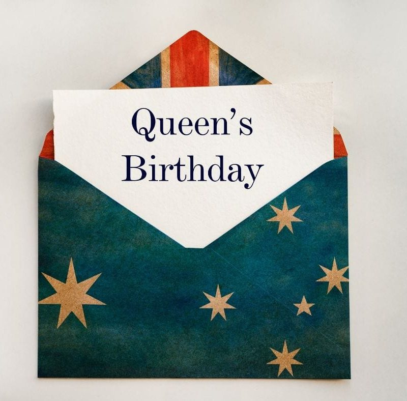 Urgent dental care on the Queen's birthday